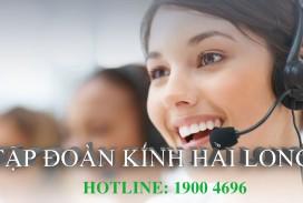 Tập Đoàn Kính Hải Long: Thông báo thay đổi số điện thoại Tổng đài tư vấn và hỗ trợ khách hàng